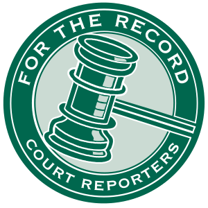 for the record court reporters